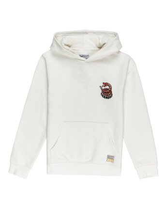 0 Timber! Pick Your Poison - Hoodie for Boys White W2HOB5ELP1 Element