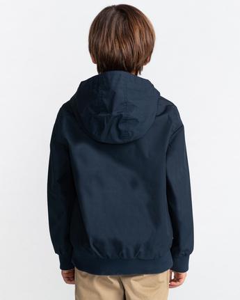 Wolfeboro Dulcey Light - Lightweight Water Resistant Jacket for Boys  W2JKA5ELP1