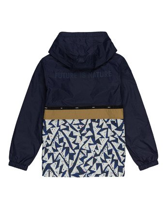 Future Nature Nathan - Lightweight Water Resistant Jacket for Boys  W2JKA7ELP1