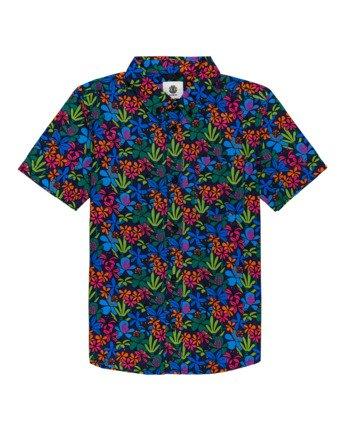 Glastonbury - Short Sleeve Shirt for Boys  W2SHA1ELP1