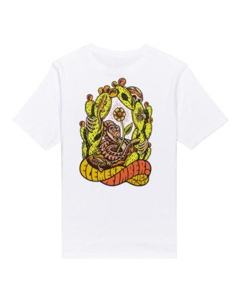 1 Timber! Pick Your Poison - T-Shirt for Boys White W2SSF8ELP1 Element