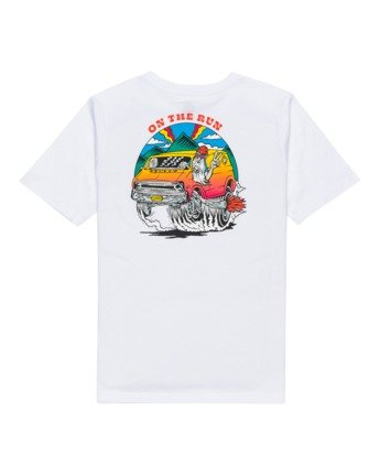 Van Run - T-Shirt for Boys  W2SSH2ELP1