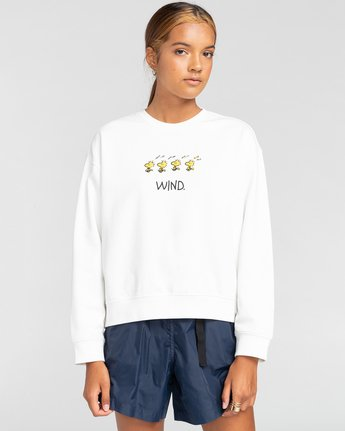 Peanuts Element - Sweatshirt for Women  W3CRA3ELP1