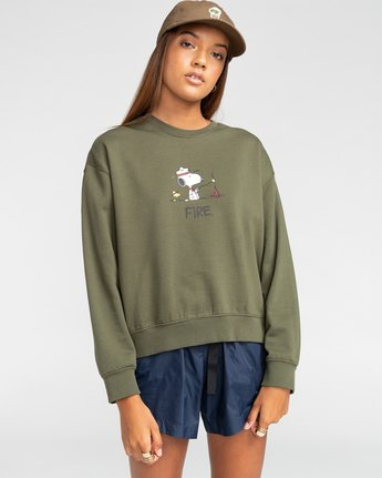 Peanuts Element - Sweatshirt for Women  W3CRA3ELP1