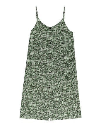 Calico - Midi Slip Dress for Women  W3DRB2ELP1