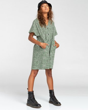 Cinnamon - Oversized Babydoll Dress for Women  W3DRB7ELP1