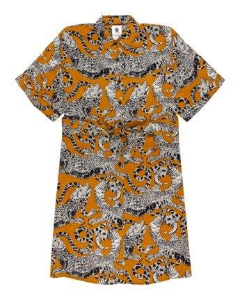 Tamlyn - Oversized Midi Shirt Dress for Women  W3DRC1ELP1