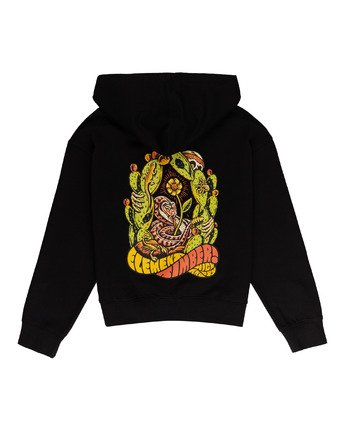 1 Timber! Pick Your Poison - Hoodie for Women Black W3HOA9ELP1 Element