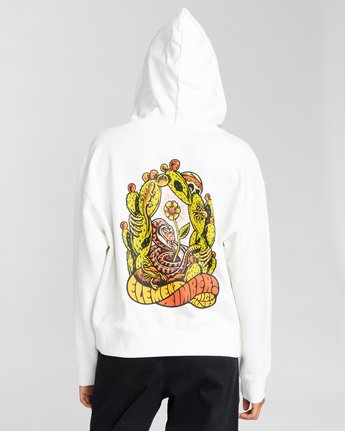 1 Timber! Pick Your Poison - Hoodie for Women White W3HOA9ELP1 Element