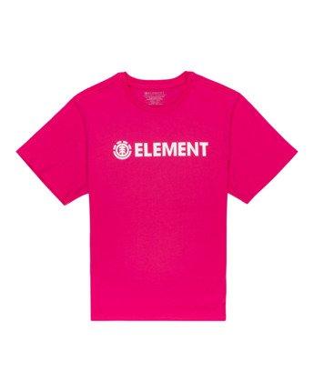 Element Logo - T-Shirt for Women  W3SSB7ELP1
