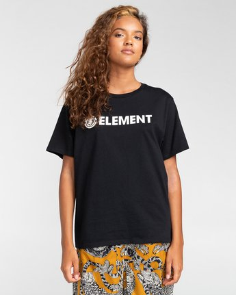 Element Logo - T-Shirt for Women  W3SSB7ELP1