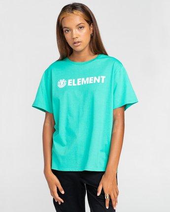 1 Element Logo - T-shirt pour Femme  W3SSB7ELP1 Element