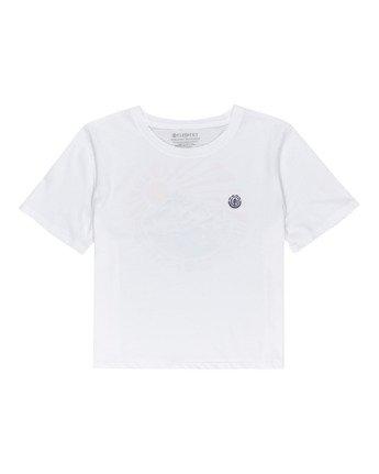 Positivity Crop - T-Shirt for Women  W3SSC4ELP1