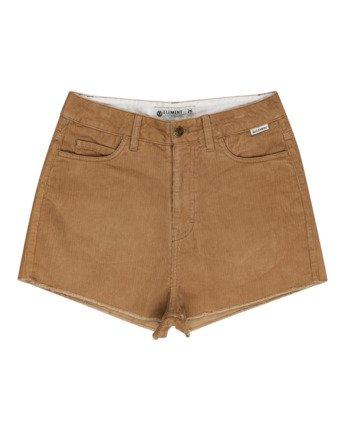 "Andersen 15"" - High Waist Shorts for Women  W3WKB6ELP1"