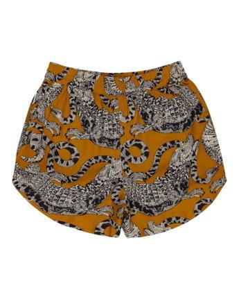 Week End - Elasticated Shorts for Women  W3WKB7ELP1