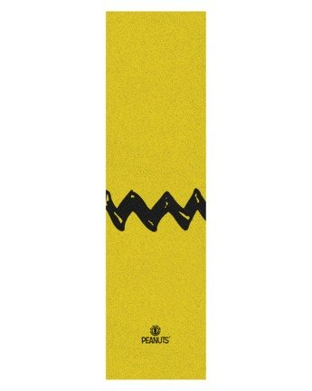 Peanuts Charlie Brown Stripe - Skateboard Grip Tape  W4AHA1ELP1