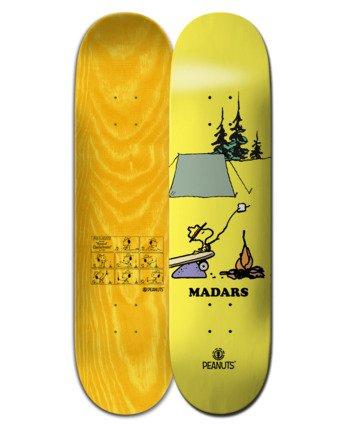 """8.25"""" Peanuts Woodstock x Madars - Skateboard Deck  W4DCA5ELP1"""