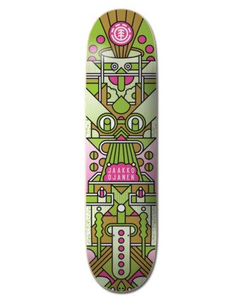"8.25"" Superbot Jaakko - Skateboard Deck  W4DCE2ELP1"