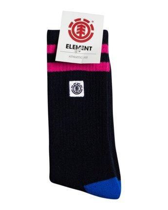 1 Future Nature Clearsight - Sportliche Skate-Socken für Männer Blau W5SOA4ELP1 Element