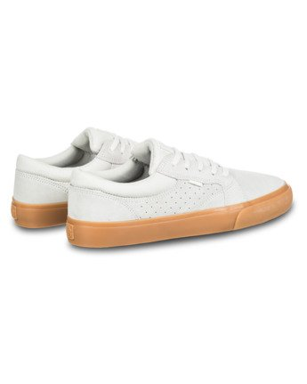 2 Wasso - Shoes for Men White W6WAS101 Element