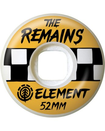 2 Timber Remains 52MM Wheels  WHLG3TRW Element