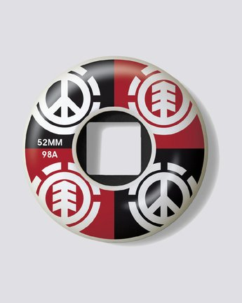 PEACE LOGO 52MM WHLGSPCE
