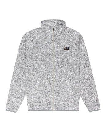 Mydland Mock - Zip-Up Sweatshirt for Men  Z1CRC3ELF1