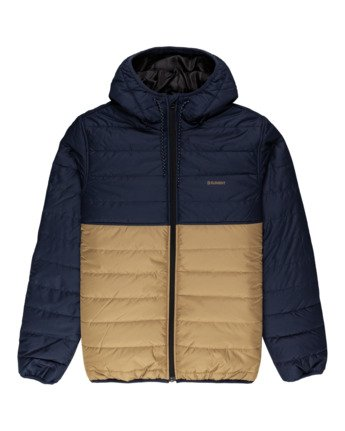 Alder Fundamental - Water-Resistant Jacket for Men  Z1JKG1ELF1