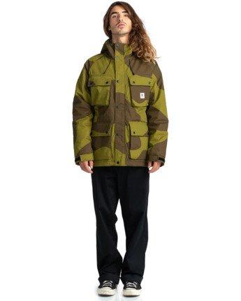 Mountain Parka - Water-Resistant Jacket for Men  Z1JKG3ELF1