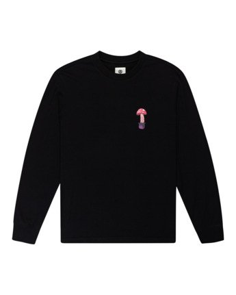 Pop Shrooms - Long Sleeve T-Shirt for Men  Z1KTC3ELF1