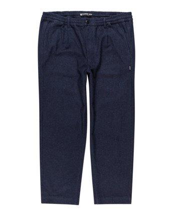 Pleat Chillin Flannel - Trousers for Men  Z1PTD1ELF1