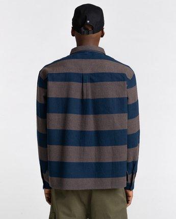 Wentworth Stripes - Flannel Shirt for Men  Z1SHC5ELF1