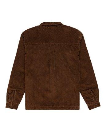 Mappleville- Corduroy Overshirt for Men  Z1SHC6ELF1