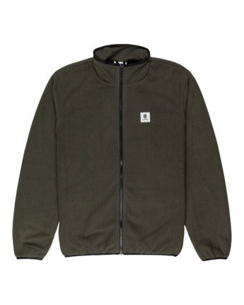 Abenaki - Zip-Up Fleece for Men  Z1WAB3ELF1