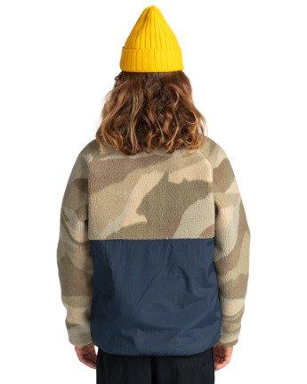 Mountain Sherpa 1 4 - Reversible Fleece for Men  Z1WAB5ELF1