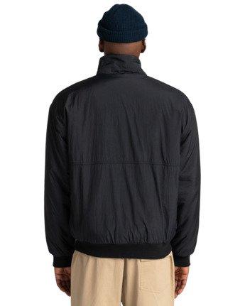 Oak - Reversible Zip-Up Fleece for Men  Z1WAB9ELF1