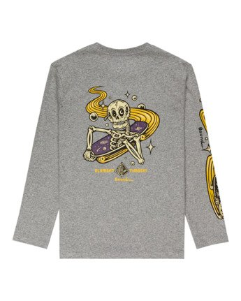 Transender - Long Sleeve T-Shirt for Boys  Z2LSB1ELF1