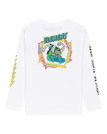 Shredder - Long Sleeve T-Shirt for Boys  Z2LSB8ELF1