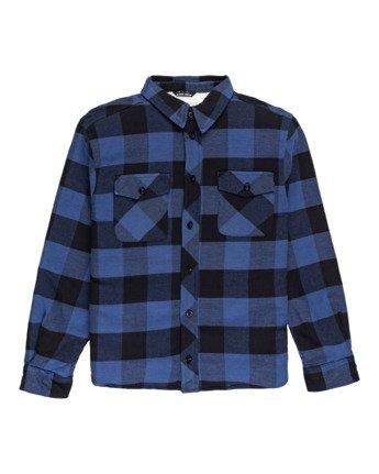 Tacoma 2 Sherpa - Flannel Shirt for Boys  Z2SHB2ELF1