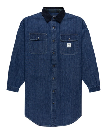 Lane - Shirt Dress for Women  Z3DRC1ELF1