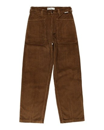 Kiruna - Corduroy Trousers for Women  Z3PTA2ELF1