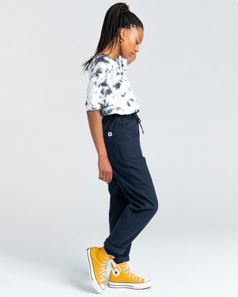 Chillin Bag Flannel - Trousers for Women  Z3PTA6ELF1