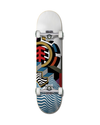 "7.75"" Perspectrum - Skateboard  Z4CPC4ELF1"