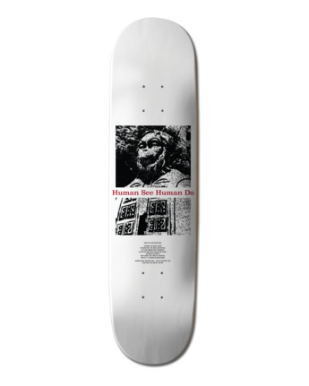 "8.25"" Pota Monarch - Skateboard Deck  Z4DCA9ELF1"