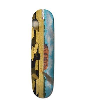 """8.25"""" Landscape Oz - Skateboard Deck  Z4DCB7ELF1"""