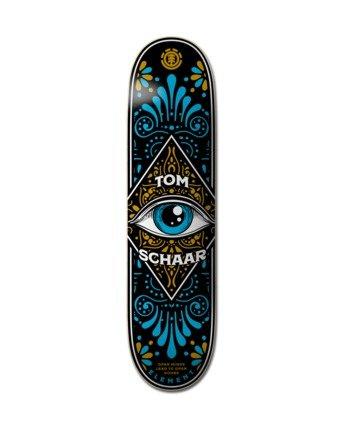 """8.5"""" Third Eye Schaar - Skateboard Deck  Z4DCC2ELF1"""