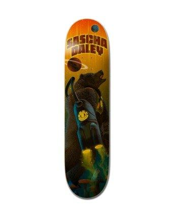 "8.25"" Future Nature Sascha - Skateboard Deck  Z4DCC9ELF1"