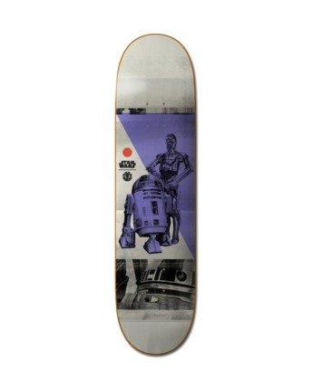 "8"" STAR WARS Droids - Skateboard Deck  Z4DCD7ELF1"