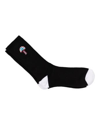 Shrooms - Skate Socks for Men  Z5SOA4ELF1