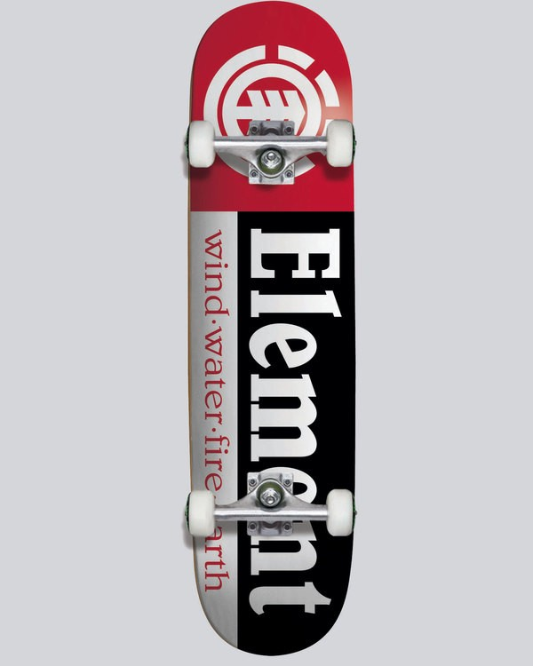 "0 Section 7.75"" - Skateboard  04CPG2ELPP Element"
